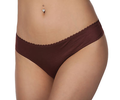 Cosabella Women's Bamboo Micromodal Low Rise Thong