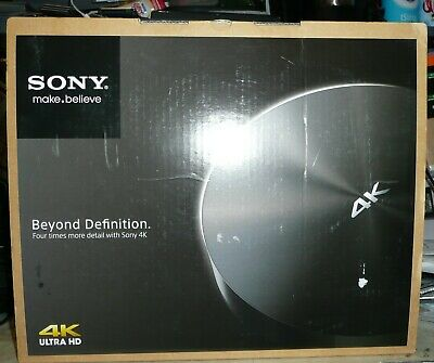 Sony Triluminos Color 4K HDMI Media Player FMP-X1 In Box, with Cables (Sony Media Box)