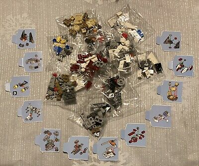 LEGO Star Wars Advent Calendar 75213 2020 All Ships Buildings X-Wing Razor Crest