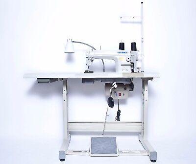 Juki Ddl-5550n Single Needle Industrial Machine Tableservo Motor Led Lamps