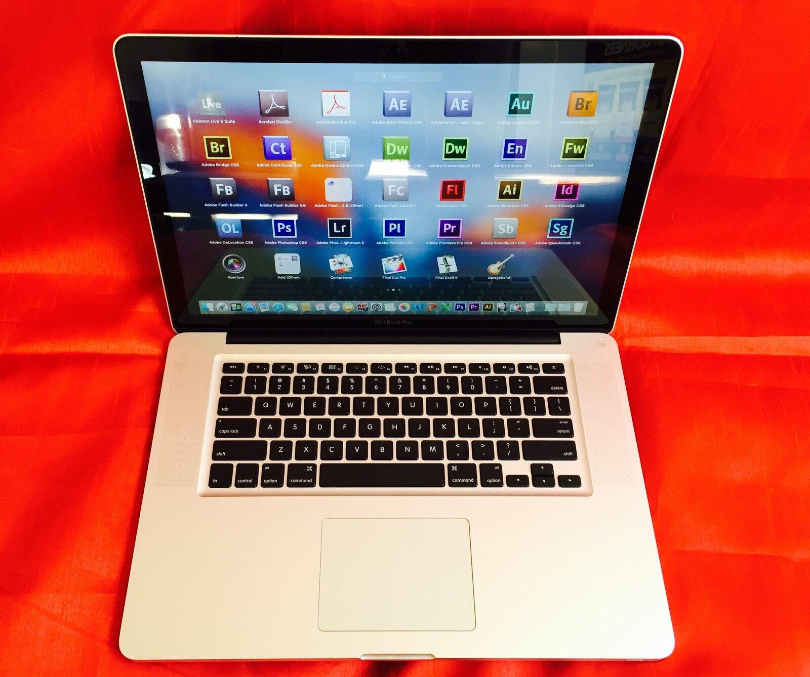 """Macbook Pro - Apple MacBook Pro 15"""" + Quad i7 TURBO 2.9GHz + 16GB Ram + 2TB SSHD +Fully Loaded"""