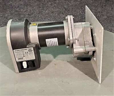 Watson Marlow Drivesure Pmd48ci300 Panel-mount Peristaltic Pump Motor