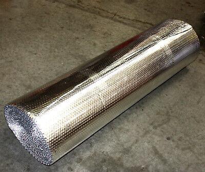 400 Sqf Bubble Reflective Foil Film Mylar 4 X 100 Roll 4 Heat Light Barrier