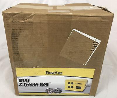 Southwire 19800102 Mini X-treme Box Temporary Power Distribution