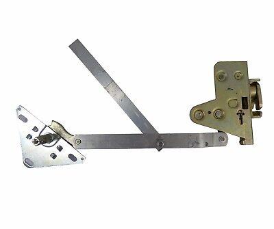 Left Hand Rear Door Lock With Remote For Taxi Fairway & TX1 600919