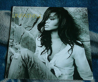 "RIHANNA UNFAITHFUL 2006 UK 12""  MERCURY / DEF JAM RECORDINGS 1702250"