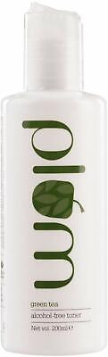 Plum Green Tea Alcohol Free Toner, 200ml Best Seller 100% Original free