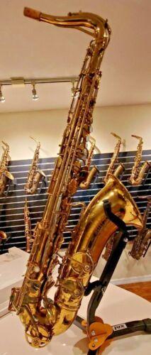 SML Strasser Marigaux Lemaire Rev D Tenor Saxophone