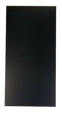 """G-10 BLACK .062"""" KNIFE HANDLE SPACER / LINER MATERIAL 6"""" x 12"""" ( 1 PIECE ) for sale  Wheeling"""