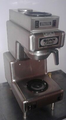 Bunn-o-matic Ol35 Coffee Pour Over Brewer. Commercial Restaurant Breakroom.