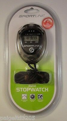 Translateapiexception: appid Sportline Digital Stopwatch Black