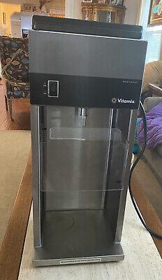 Vita-mix Vm0800a Mixn Machine Flurry Ice Cream Milk Shake Commerical Blender