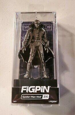 FiGPiN Classic Spider-Verse Spider-Man Noir #316