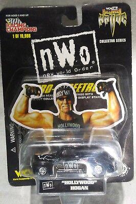 1998 Racing Champions 1:64 NWO Hollywood Hogan 1941 Willys Halloween Havoc NIP (Halloween Havoc 98)