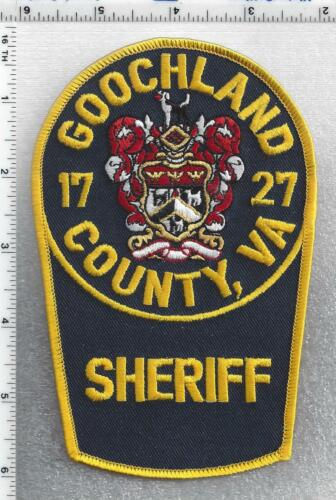 Goochland County Sheriff (Virginia) 5th Issue Shoulder Patch