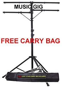 DJ STAGE LIGHT TRUSS TRIPOD STAND DISCO LIGHTING 3.5m/H