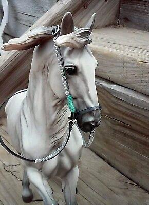 Breyer horse custom one parade bridle #2