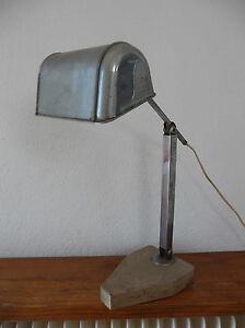 ancienne lampe d 39 atelier pirouette usine an 50 39 s ebay. Black Bedroom Furniture Sets. Home Design Ideas