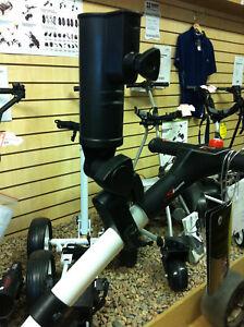 Golf Trolley Umbrella Holder for Moto kaddy Powakaddy Hillbilly New