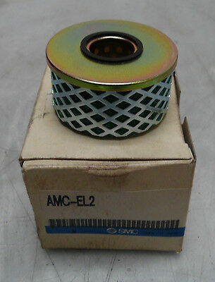 New SMC AMC-EL2 Filter Element, NNB, Warranty