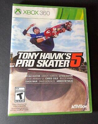 Tony Hawk's Pro Skater 5 (XBOX 360) NEW