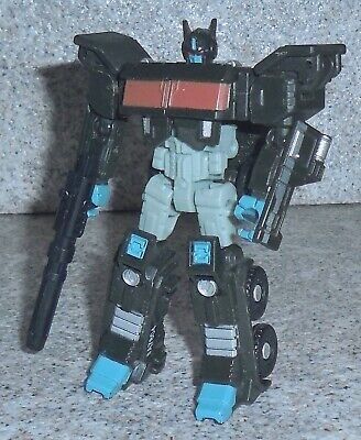 Transformers Generations NEMESIS PRIME 30th Anniversary Legends