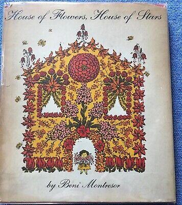 Beni Montresor. House of Flowers, House of Stars. 1rst. 1962. Letter.  Unique.