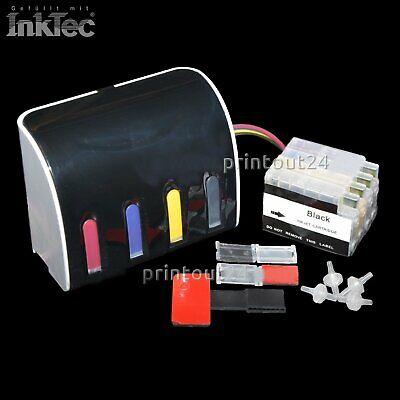 Elegant CISS InkTec® Tinte refill ink Drucker Nachfüll Tinte set 953XL für HP gebraucht kaufen  Großmehring