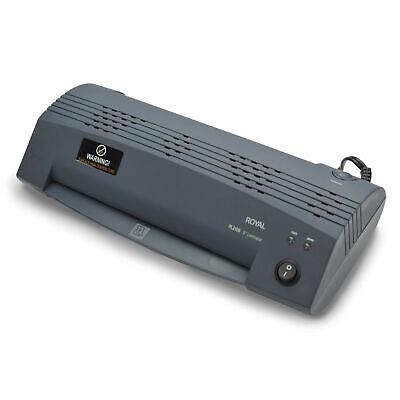 Royal 9 Hot Laminating Machine Pl2100 Pouch Laminator