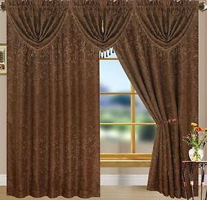 KENNEDY-JACQUARD-CURTAINS-AND-WATERFALL-VALANCES