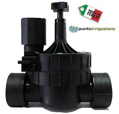 Elettrovalvola irrigazione 1