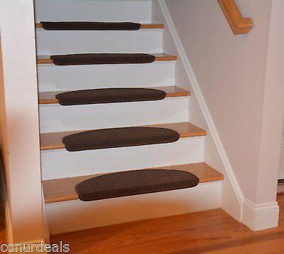 Best Quality Affordable Bullnose Stair Treads Carpet Non Ski