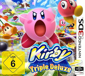 Kirby: Triple Deluxe - Deutschland - Kirby: Triple Deluxe - Deutschland