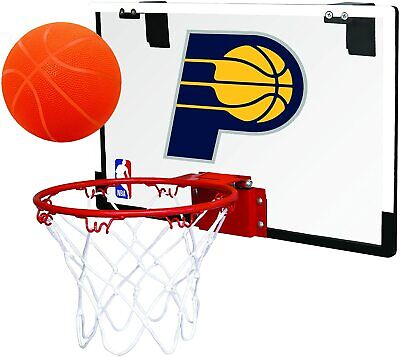 Indiana Pacers NBA Game On Slam Polycarbonate Mini Basketbal