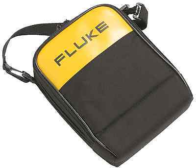 Fluke C115 Soft Carrying Case With Two Padded Pockets For Two Test Tools