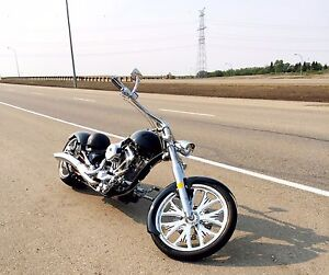 2008 Big Bear Chopper Sled ProStreet