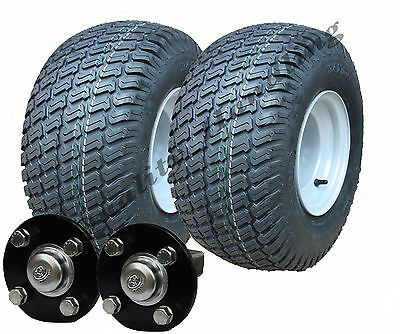 Heavy duty ATV trailer quad trailer kit 750kg, wheels hub and stub axle No hitch
