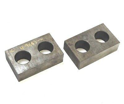 Pair Hardened Steel Precision Machinist Set Up Parallel Blocks 5x3x1.12