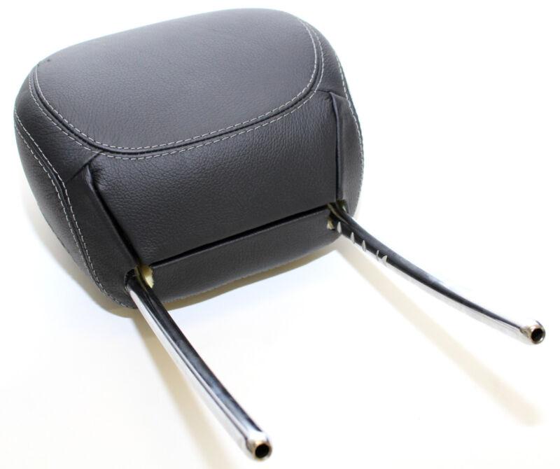 Mecedes ML W164 Kopfstütze vorne Leder schwarz passend rechts und links