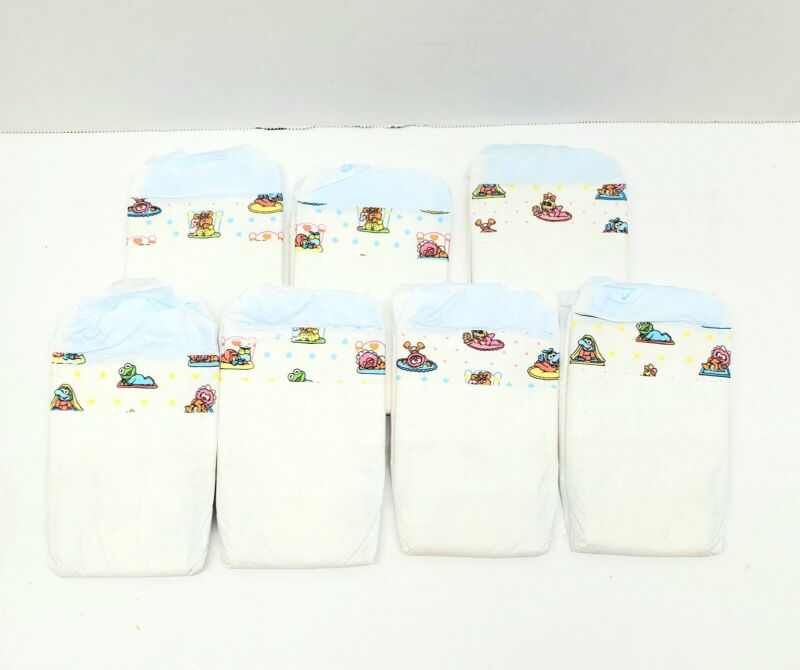 Muppet Babies Disposable Diapers