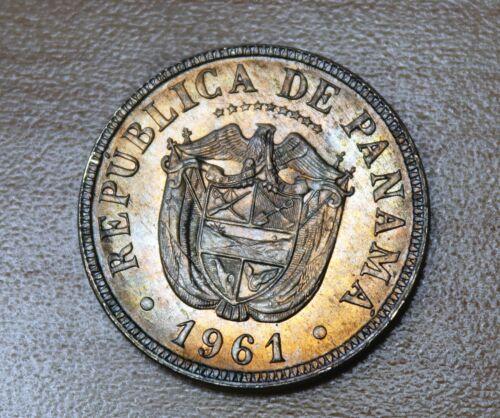 1961 Panama 5 Centesimos