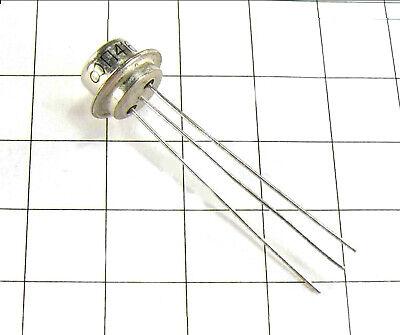 30 Pcs Germanium Ge Pnp Transistors P416 B 2sa279 2n384 Ussr Nos