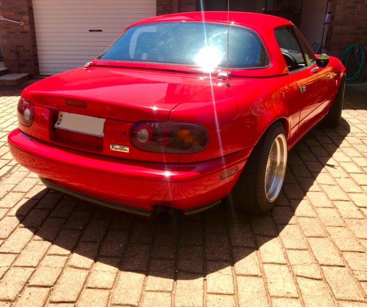 1989 Mazda mx5 1st gen na6 | Cars, Vans & Utes | Gumtree Australia