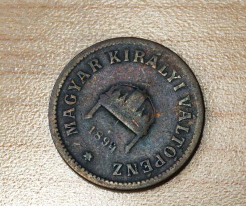 1894 Hungary 2 Filler