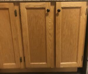 Wanted: bottom kitchen cabinets or pantry