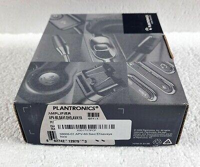 Plantronics EHS Cable APV-60 for Avaya 1608 1616 2410 4630 9408 9508 9620 Phone