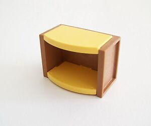 Playmobil r264 maison moderne meuble etag re bloc modulable salon 4282 - Bloc etagere modulable ...