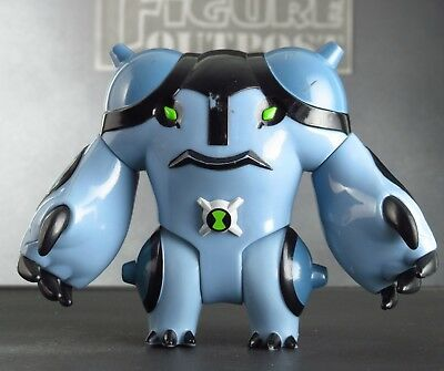 "ULTIMATE CANNONBOLT 2010 Bandai 4"" Action Figure Toy Cartoon Network ALIEN Man for sale  Shipping to India"