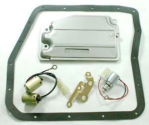 A541E Transmission Solenoid Service Kit Tcc Shift Lock Up V6 Models A-541E 1994+