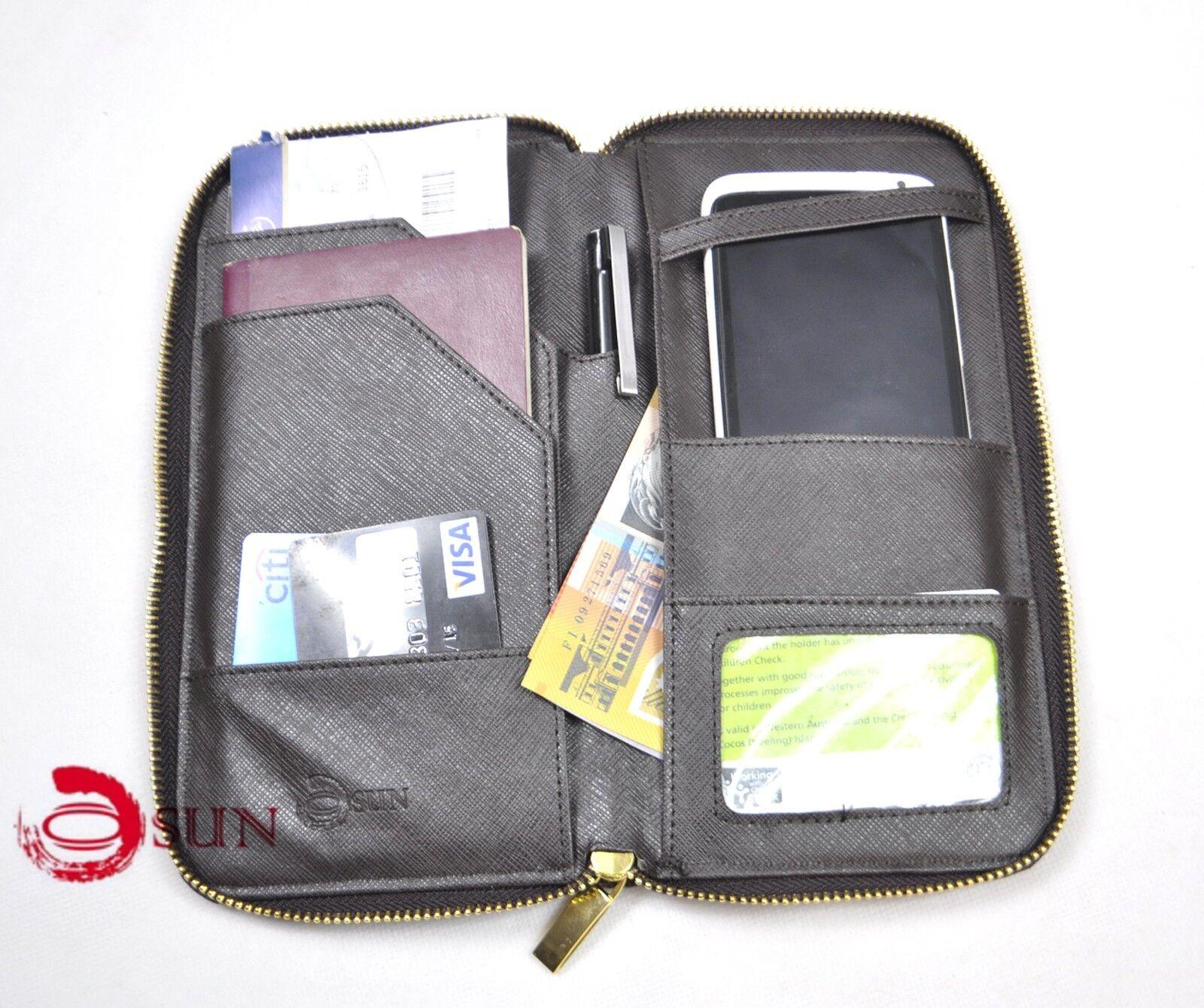 9963b72da4ef Travel Wallet Organizer Passport | Stanford Center for Opportunity ...